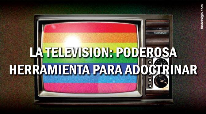 La doctrina LGTB ganó lugar en los hogares gracias la televisión