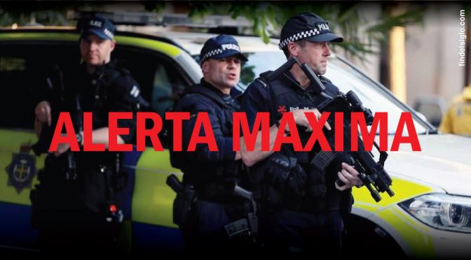 Reino Unido eleva el nivel de alerta y saca a los militares a las calles por temor a otro atentado