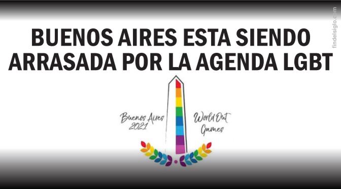Buenos Aires: candidata a albergar los juegos olímpicos de la comunidad LGBT en 2021