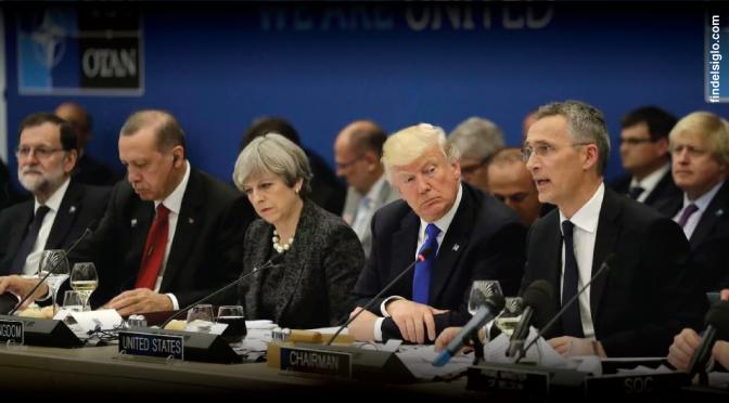 Tensión diplomática entre EE.UU. y Europa
