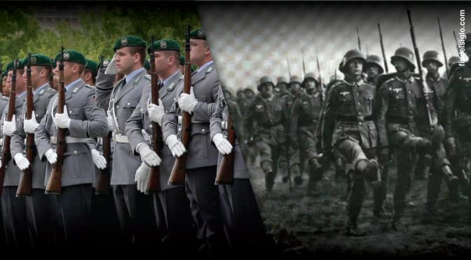 [Alemania] Inspeccionarán todos los cuarteles en busca de simbología nazi