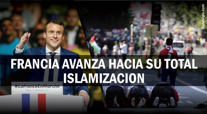 El Estado Islámico pide el voto para el mundialista Emmanuel Macron para que se acelere la islamización de Francia