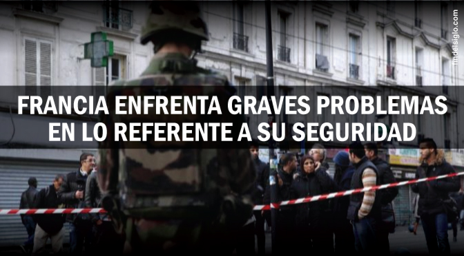 La yihad infecta ya al Ejército y a la Policía en Francia