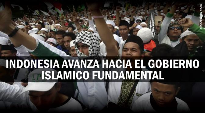 [Indonesia] Fundamentalistas islámicos ganan terreno