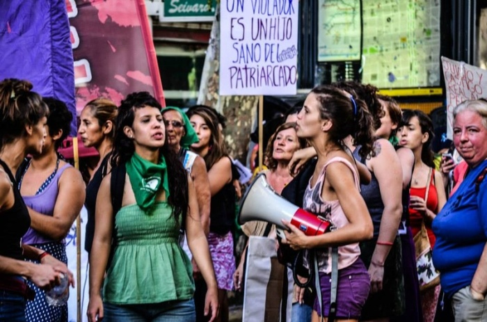 Marcha feminsista