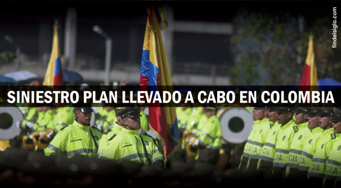 [Colombia] Pagan 700 dólares por cada policía asesinado