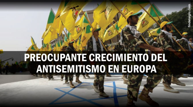 [Alemania] Permiten a la organización terrorista Hezbollah a marchar por las calles de Berlín