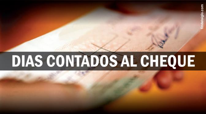 [Argentina] Adiós al cheque papel: el Banco Central evalúa hacerlos 100% digitales