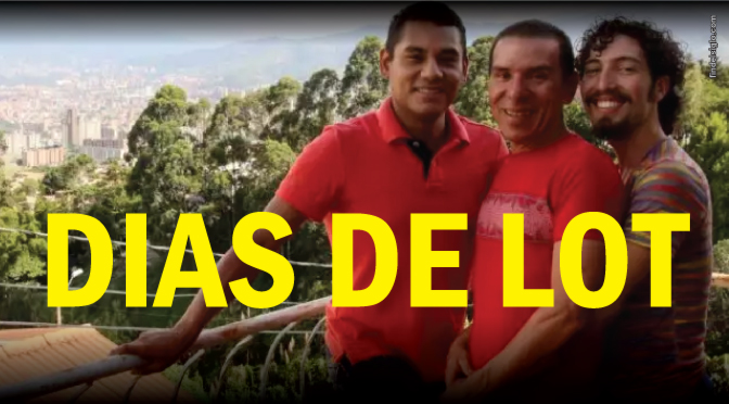 [Colombia] Primer 'matrimonio' de tres hombres