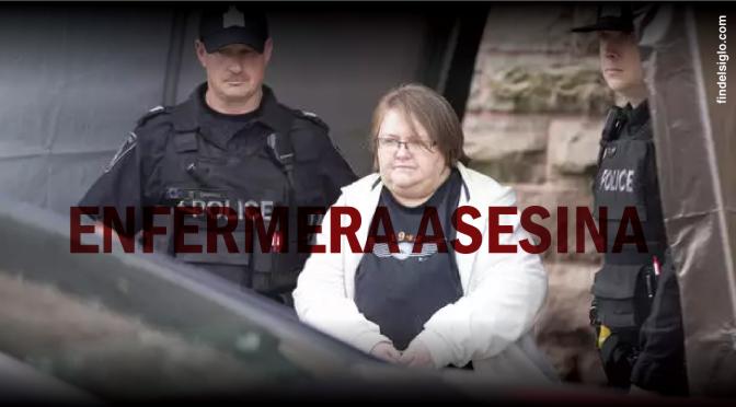 """[Canadá] Enfermera confesó que mató a ocho jubilados porque """"se lo dijo dios"""""""
