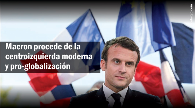 [Francia] El nuevo presidente y su papel en la construcción del Nuevo Orden Mundial