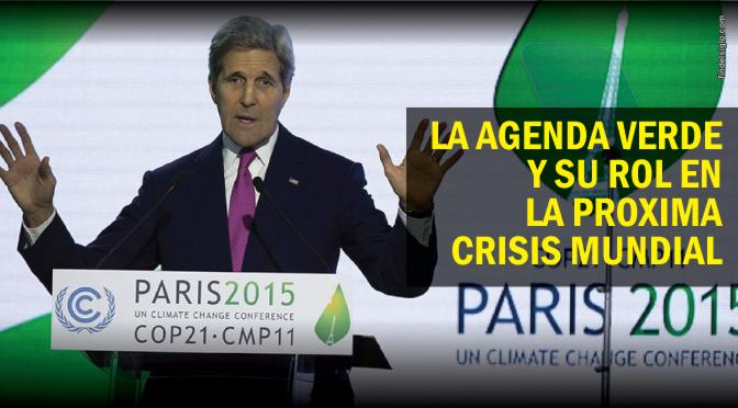 ¿Y si el 'cambio climático' es una excusa para la creación del Nuevo Orden Mundial?