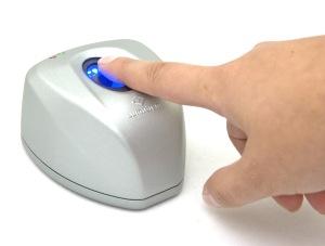 biometria dedo