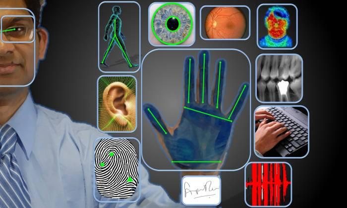 biometria ejemplos