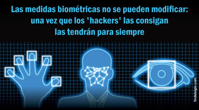 Biometría: No tan segura como se piensa
