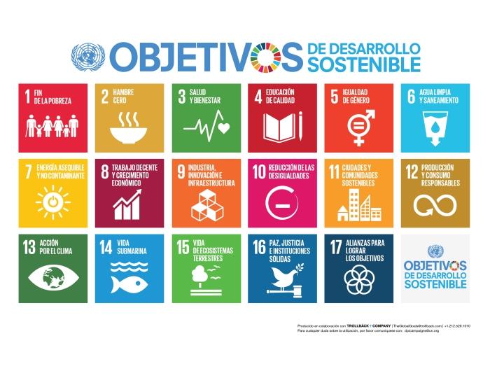 Desarrollo Sostenible ONU