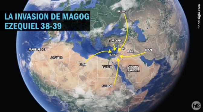 ¿Formación de la alianza de Magog?: Rusia, Turquía e Irán