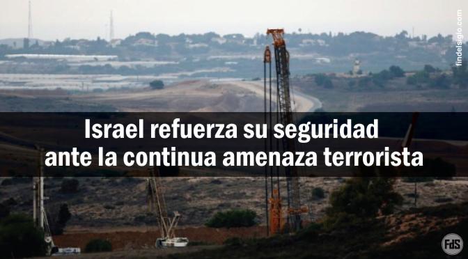 [Israel] Se construye un muro subterráneo frente a Gaza contra los túneles de Hamás