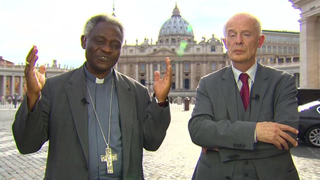 John Schellnhuber vocero vaticano