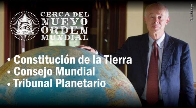 "Vocero del Vaticano promueve un ""Tribunal Planetario"""