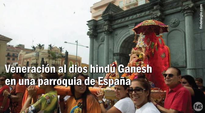 [España] Evento conjunto entre hindúes y católicos