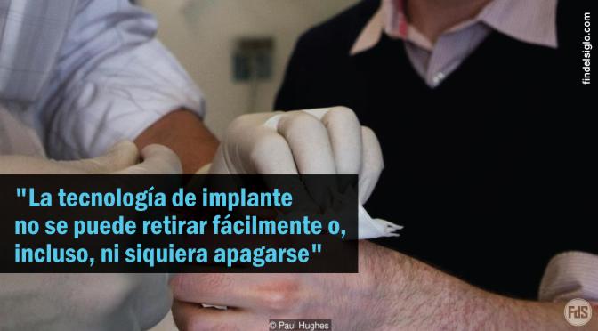 Crece el uso de microchips implantados