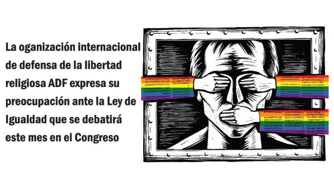 """[España] Entidad europea alerta que ley LGTBI """"es la más perjudicial que conocemos"""""""