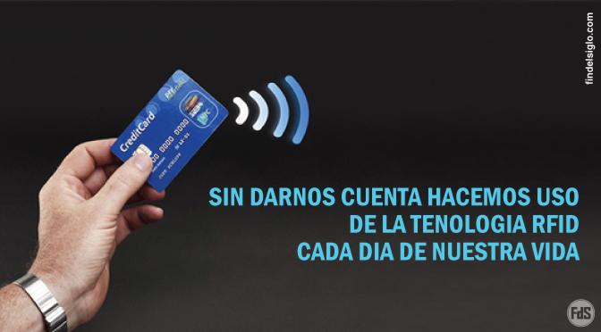 RFID: Nueva tecnología para hacer tarjetas de crédito y pagos móviles mas seguros