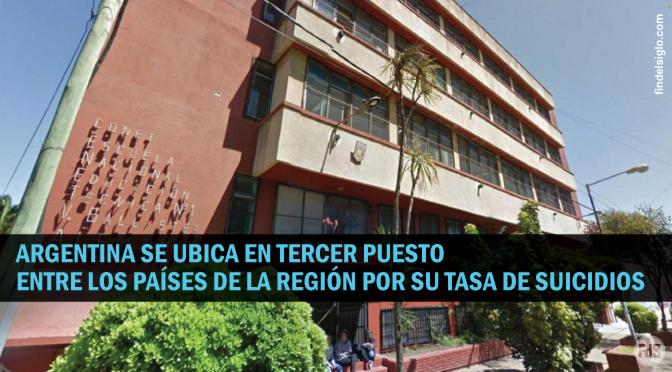 [Argentina] Triste realidad: Alambrarán las ventanas de una escuela para evitar suicidios