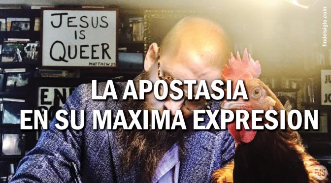 [EE.UU.] 'Predicador' blasfemo dice que Dios es poliamoroso y la Santa Trinidad es un poliamor