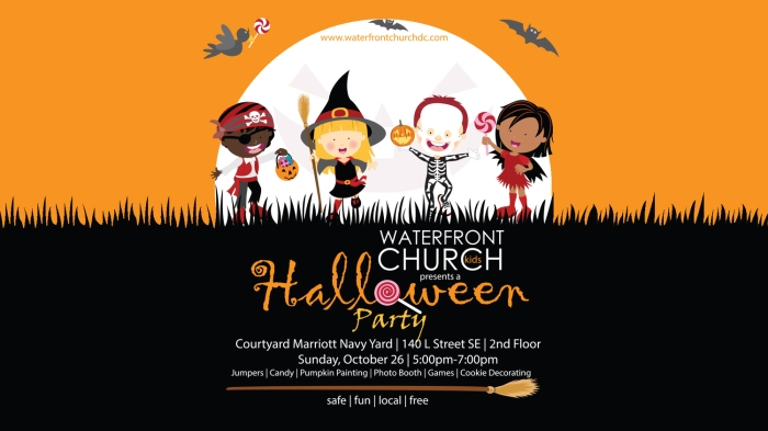 evento noche de brujas EEUU iglesia evangelica