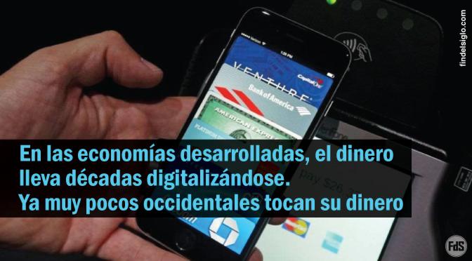 'La revolución del futuro del dinero y del dinero del futuro'