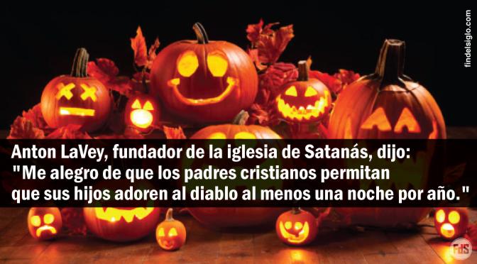 """Exadorador del diablo: """"Estoy conmocionado de que los cristianos celebren Halloween"""""""