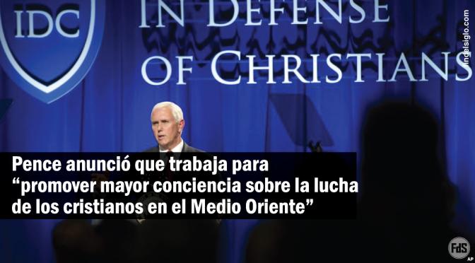 EE.UU. ayudará a cristianos perseguidos de forma directa, sin usar a las Naciones Unidas