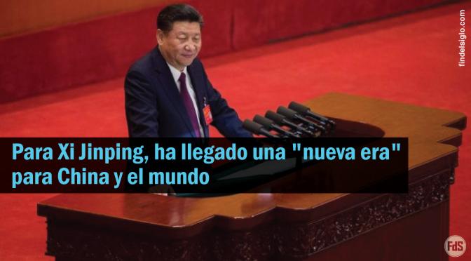 "[China] Presidente Xi Jinping propone fuerzas armadas chinas de ""clase mundial"""