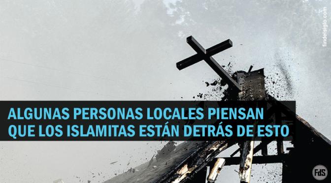 [Alemania] Doscientas iglesias dañadas y símbolos cristianos destruidos en una sola región