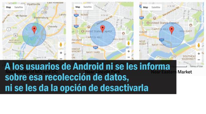 Google, una amenaza constante a la privacidad