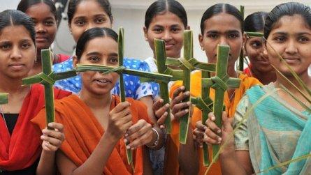 cristianos indios
