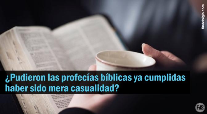 ¿por qué creer en las profecías bíblicas?