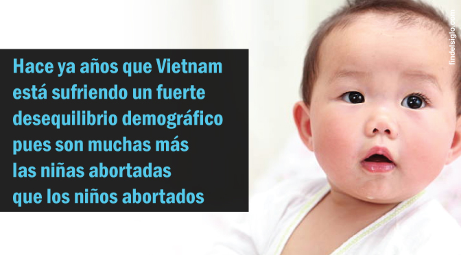 [Vietnam] Abortó a 18 hijas hasta lograr un hijo