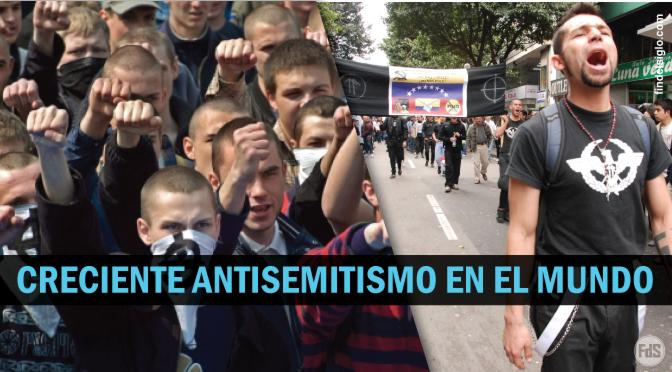 ONU advierte sobre creciente amenaza neonazi