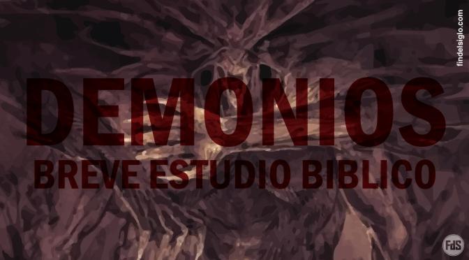 ¿Quiénes son los demonios?