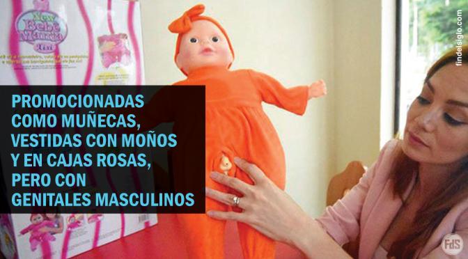[Paraguay] Escándalo por la venta de muñecas transexuales