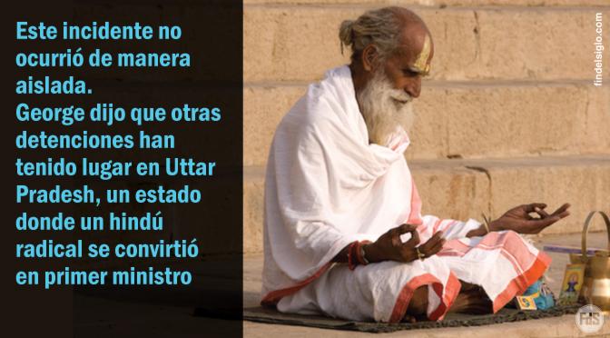 [India] Pastor es arrestado al decir que el yoga es una práctica anticristiana