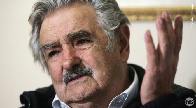 """Mujica aboga por un """"gobierno mundial"""" para hacer frente a los problemas de la globalización"""