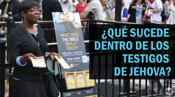 """Ex testigo de Jehová revela secretos íntimos de la secta """"El abuso infantil no es delito"""""""