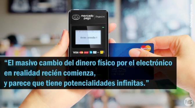 Mercado Pago: Otra herramienta para eliminar el dinero en efectivo