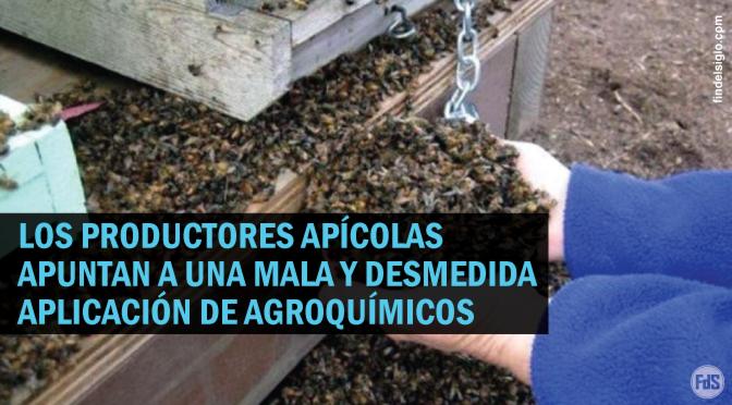 [Argentina] Conmoción por la muerte repentina de 72 millones de abejas