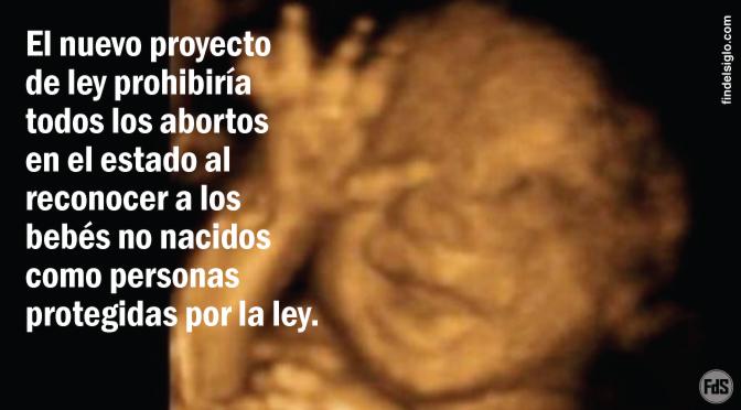 [Ohio EE.UU.] Proyecto de ley prohíbe todos los abortos, declara bebés no nacidos como personas bajo la ley