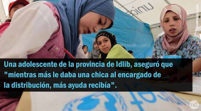 ONU – UNICEF: Corrupción y abusos sexuales